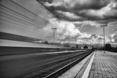 Tren Fotografía de archivo libre de regalías