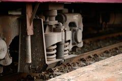 Tren Foto de archivo libre de regalías