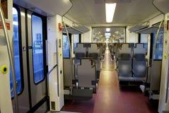 Tren de carro Fotos de archivo