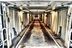 Tren de coche Fotografía de archivo libre de regalías