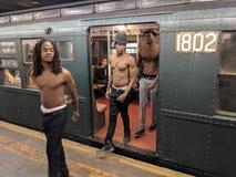 Tren de la nostalgia Foto de archivo