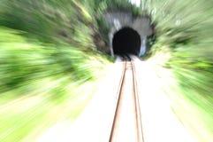 Tren de la velocidad imagen de archivo libre de regalías