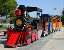 Tren de los niños Foto de archivo libre de regalías