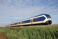 Tren 01 de Reginal Imagenes de archivo