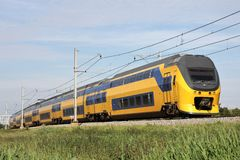Tren 03 de Reginal Fotos de archivo