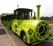 Tren de Seesighting Fotografía de archivo libre de regalías