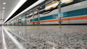 Tren de Shangai Maglev - Shangai Transrapid almacen de video