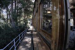 Tren de Soller Imagen de archivo