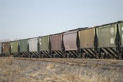 Tren del carbón Fotografía de archivo