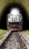 Tren del fugitivo Foto de archivo