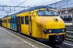 Tren del holandés imágenes de archivo libres de regalías