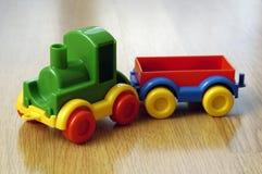 Tren del juguete Fotografía de archivo libre de regalías