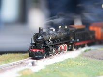 Tren del juguete Imágenes de archivo libres de regalías