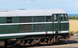 Tren del motor diesel Fotos de archivo