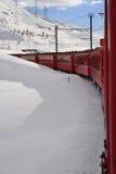Tren del suizo Fotos de archivo libres de regalías