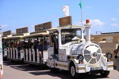 Tren del turismo Imágenes de archivo libres de regalías