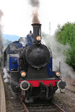 Tren del vapor Imagen de archivo