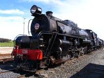 Tren del vapor Imagenes de archivo