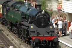 Tren del vapor Imagen de archivo libre de regalías