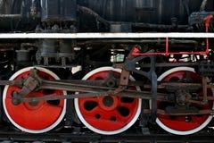 Tren del vapor Imágenes de archivo libres de regalías
