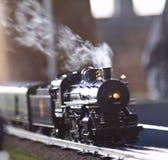Tren del vapor fotografía de archivo