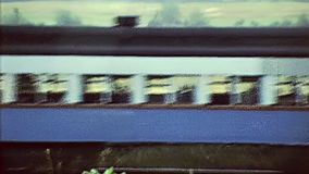 Tren del vapor de Gettysburg almacen de video
