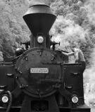 Tren del vapor del mecánico fotos de archivo
