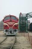 Tren diesel Fotos de archivo