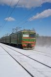 Tren eléctrico Fotos de archivo