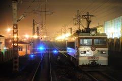 Tren eléctrico chino Fotografía de archivo