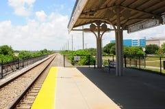 Tren faltado, FL Imágenes de archivo libres de regalías