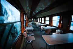 Tren fantasmagórico Imagen de archivo