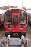 Tren inmóvil Imagen de archivo libre de regalías