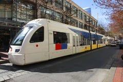 Tren máximo, Portland O. imagenes de archivo
