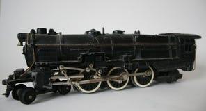 Tren modelo pasado de moda Fotos de archivo libres de regalías