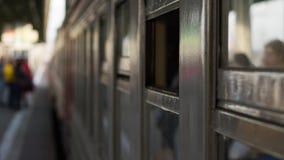 Tren público imágenes de archivo libres de regalías
