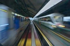 Tren rápido Fotografía de archivo libre de regalías