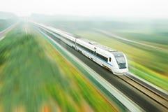 Tren rápido chino Imagenes de archivo