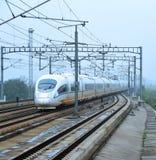 Tren rápido chino imagen de archivo