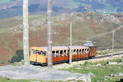 Tren turístico Imagen de archivo libre de regalías