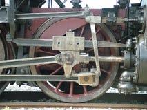 Tren viejo Foto de archivo