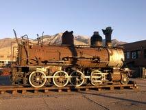 Tren viejo Imágenes de archivo libres de regalías