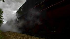 Tren viejo del vapor