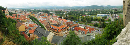 Trencin stock images