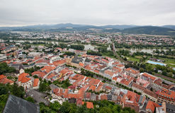 Trencin Royalty Free Stock Photo