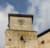 Trencin Castle Σλοβακία Στοκ φωτογραφίες με δικαίωμα ελεύθερης χρήσης