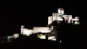 Trencin Castle, Slovakia Stock Photography