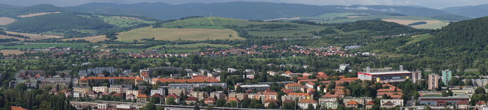 Trencin Stock Photo