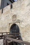 Trencin-Schloss Slowakei Lizenzfreie Stockbilder