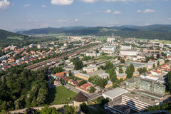 Trencin Slovakia Royalty Free Stock Photo
